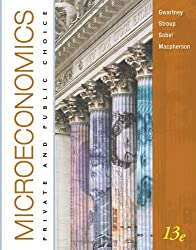 Microeconomics: Private and Public Choice (Available Titles CourseMate)