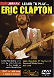 Jamie Humphries - Learn To Play - Eric Clapton [DVD]