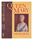 Front cover for the book Queen Mary by David Duff