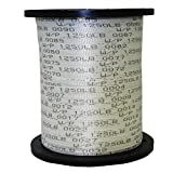 1/2'' x 3000' 1250 Lb Polyester Pull Tape- USA Made (1000', 3000', & 5000' Options)