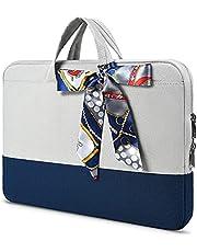 Laptop Briefcase for Women Ladies, Blue, 14-15 Inch,