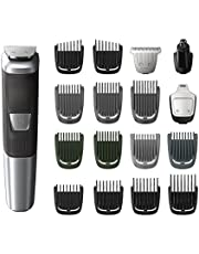 Philips Multigroom Series 5000 Cordless with 17 Trimming Accessories and Storage Bag, MG5750/18