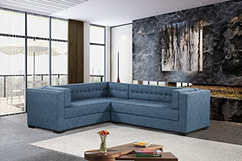 lorenzo left facing sectional sofa