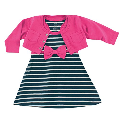 Buy dress with a cardigan - 7