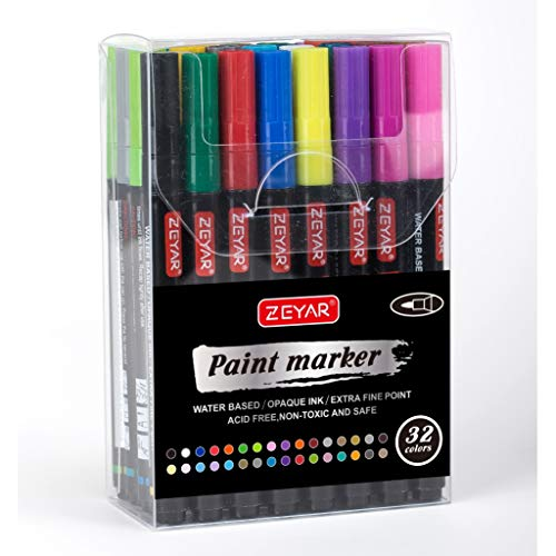 Most Popular Paint Pens, Markers & Daubers