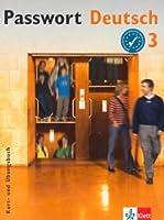 Passwort Deutsch. Kursbuch-Ubungsbuch. Per Le
