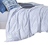 Under the Canopy Organic Cotton Shibori Chic Comforter Set, Full/Queen