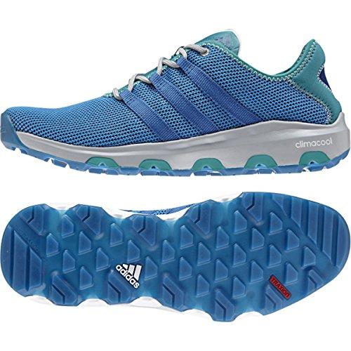 adidas Climacool Voyager, Zapatillas de Deporte Unisex Adultos Shock Blue, Eqt Blue, Eqt Green