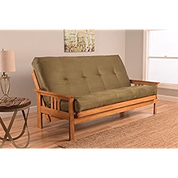 size black frames c kp colors metal frame with futon wood arm mattress mainstays multiple full
