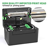 Thermal Shipping Label Printer - High Speed 4×6