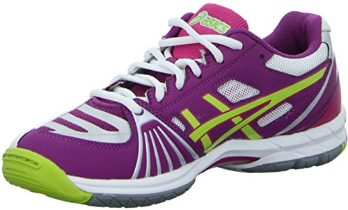 Chaussures volley Dames Elite Taille Violet 2 Gel Volley De blanc Asics 47 ball w4qXdx6wH