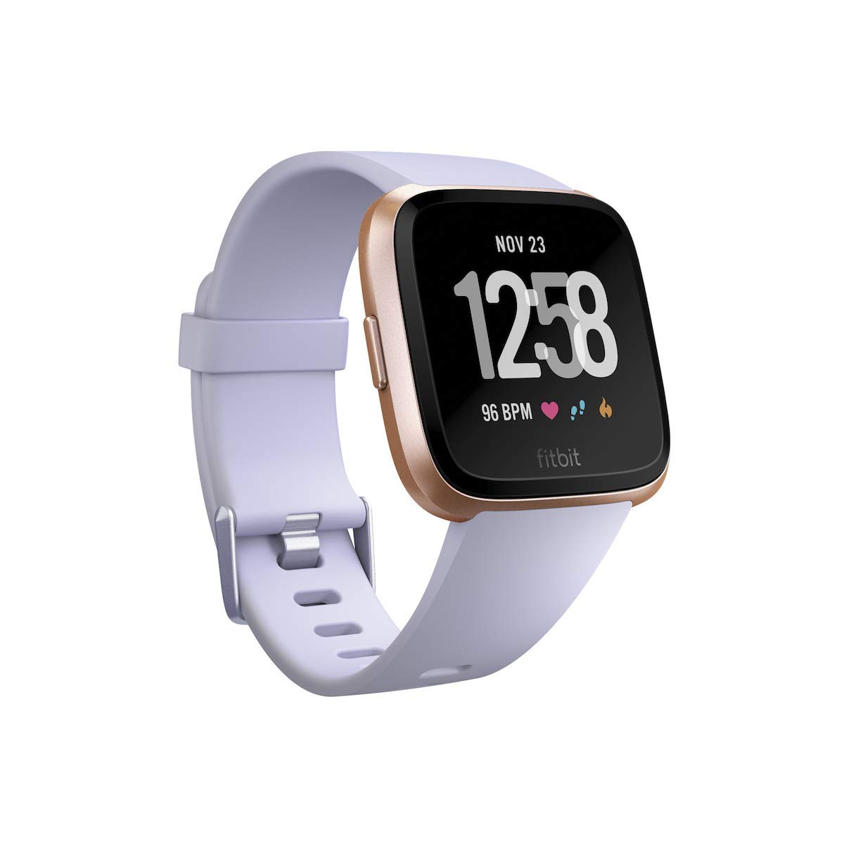 Fitbit Versa Smart Watch, One Size (S & L Bands Included) sleep trackers Sleep trackers review – the best sleep trackers to buy 515WhPCYRoL