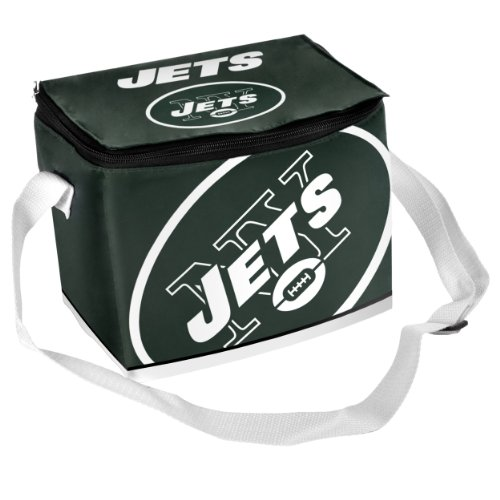 New York Jets Big Logo Team Lunch Bag