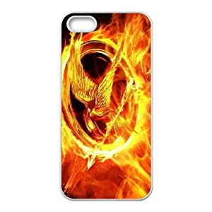 iPhone 4 4s Cell Phone Case White Fire 7 Tsaak