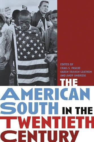 Books : The American South in the Twentieth Century