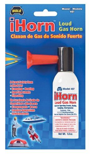 Wolo 497 iHorn Mini Hand Held Gas - Horn Mini