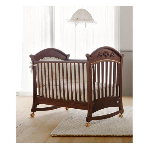 Babybett Kinderbett aus Holz Valeria Luxe Relax Micuna Grigio Berlino