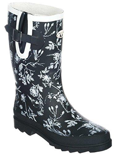 Animal Lolah Wellington Boots - Black UK 7
