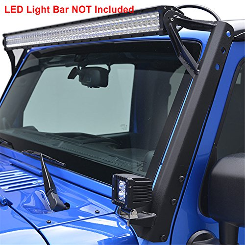 Autogrilles Windshield Mounting Brackets Wrangler product image