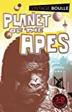Planet of the Apes by Pierre Boulle front cover
