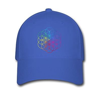 Coldplay Tour una Cabeza Full of Dreams Personalizado impresión de Gorras de béisbol Sombreros de Sun: Amazon.es: Ropa y accesorios