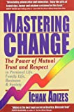 Book cover for Mastering Change