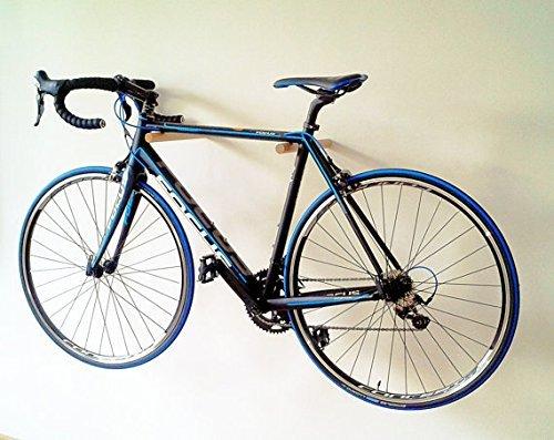 Bike hanger, Wooden Bike Hanger Wall Bike Rack Minimalist Sleek Design Handcrafted, LEVITA