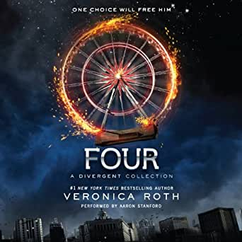 Amazon Com Four A Divergent Collection Audible Audio