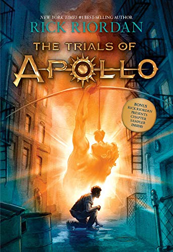 The Trials of Apollo 3-Book Paperback Boxed Set by Disney-Hyperion