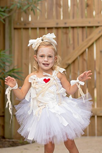 Mummy Tutu Halloween Costume for Baby Toddlers & -