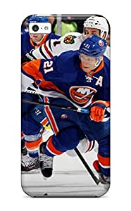 Anti-scratch And Shatterproof New York Islanders Hockey Nhl (61) Phone Case For Iphone 5/5s/ High Quality Tpu Case
