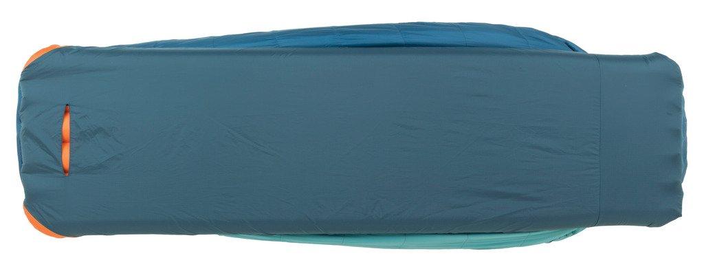 Big Agnes Womens Lulu 15 Insotect Hot Stream 15 Degree Rectangular Synthetic Sleeping Bag