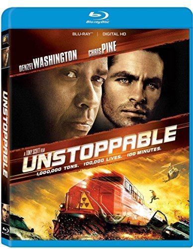 Blu-ray : Unstoppable (Digitally Mastered in HD)