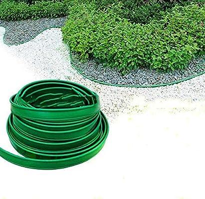 Plastics Terrace Board Landscape Edging Coil Gardening Lawn Edging