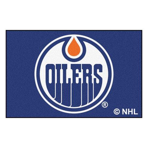 Oilers Floor Mat, Edmonton Oilers Floor Mat, Oilers Floor