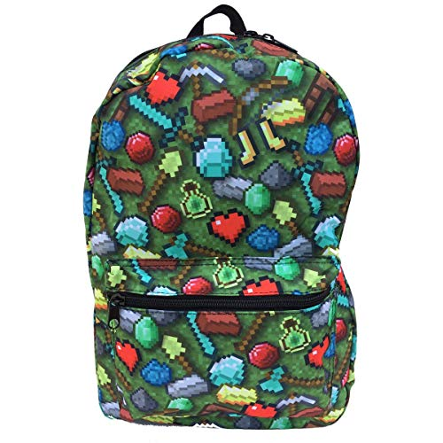 Minecraft Backpack - 17