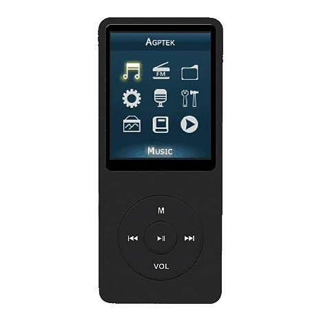 Wenquan,Reproductor de MP3 con Ranura para Tarjeta Micro SD ...