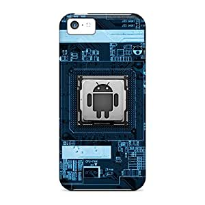 Tough Iphone QgACbWu7132xHuFH Case Cover/ Case For Iphone 5c(android Computer)