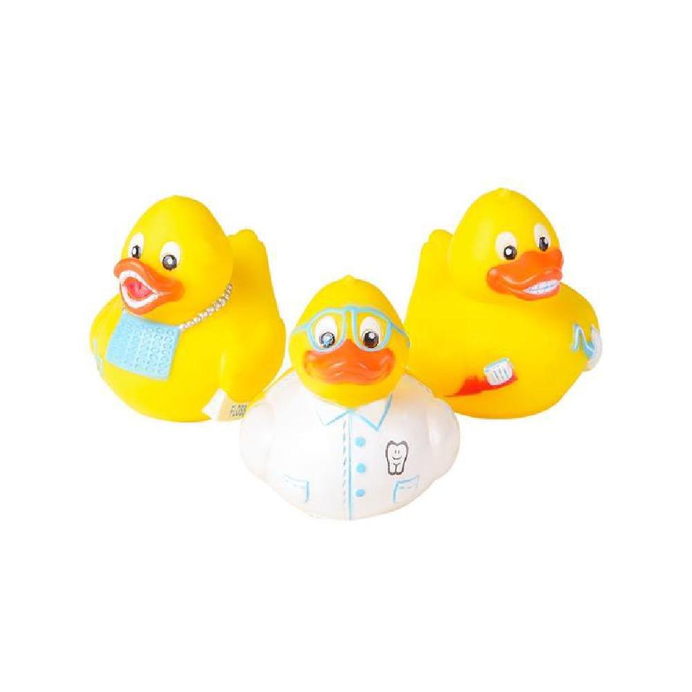2'' Dental Rubber Duckies