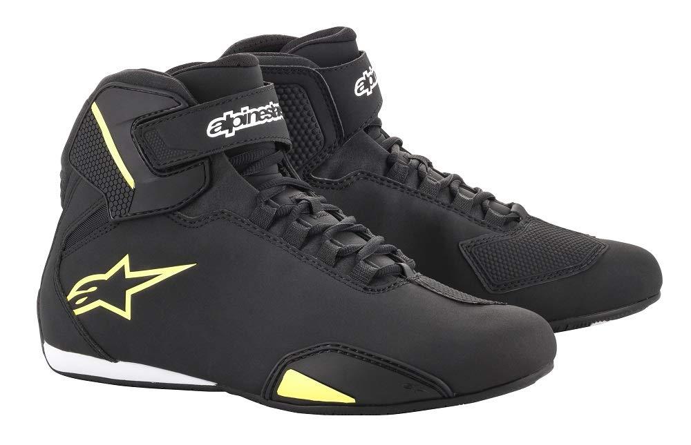 Black//Grey//Red, Size 9 Alpinestars Mens 25155181319 Shoe