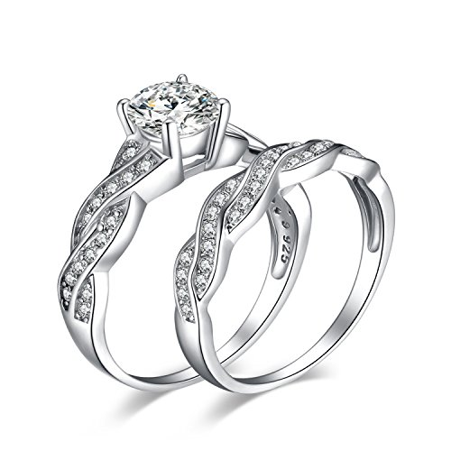 JewelryPalace 1.5ct Infinity C