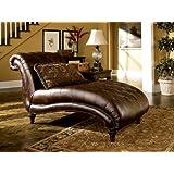 Ashley Furniture Claremore - Antique Chaise 8430315