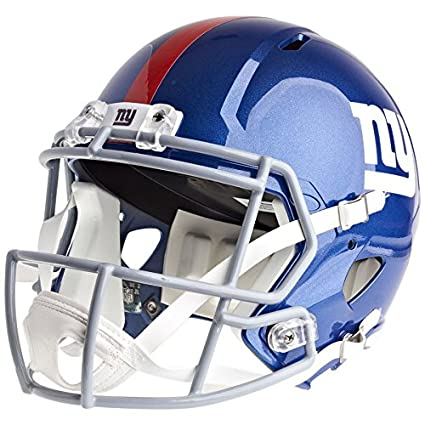 Image Unavailable. Image not available for. Color  Riddell New York Giants  Officially Licensed Speed Full Size Replica Football Helmet 67536065f