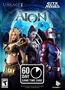 NCsoft 60-Day Game Time Card - PC