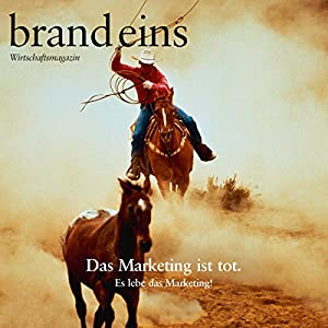 brand eins audio: Marketing Audiomagazin