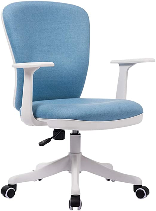 Office Function Chairs Blue with arm rests