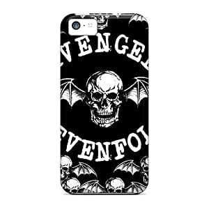 Premium Avenged Sevenfold Back Cover Snap On Case For Iphone 5c