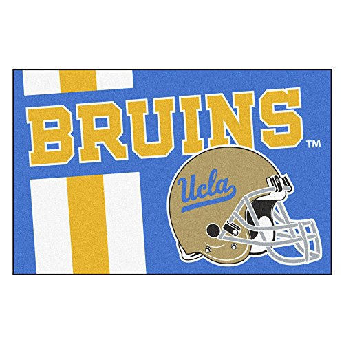 FANMATS 18784 UCLA Uniform Inspired Starter - Ucla Rug
