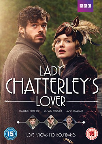 Lady Chatterley's Lover [DVD] - Graphic Lover