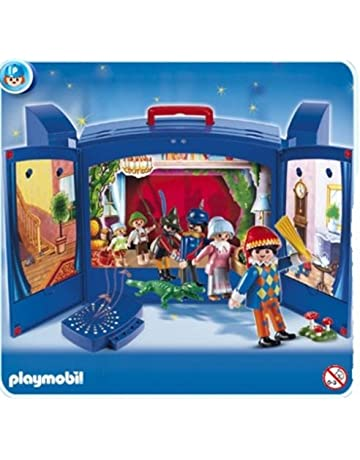 Playmobil - Teatro de Marionetas Maletín (4239)